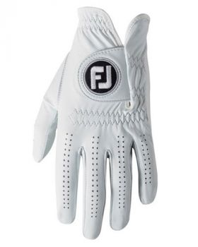 FOOTJOY MEN'S PURE TOUCH LIMITED GLOVE LEFT HAND (FOR THE RIGHT HANDED GOLFER)