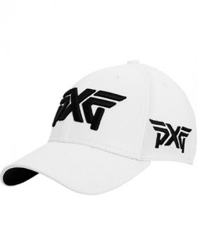 PXG Diamond Era Fitted Hat - White