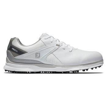 Footjoy Pro/SL Golf Shoes - White/Grey