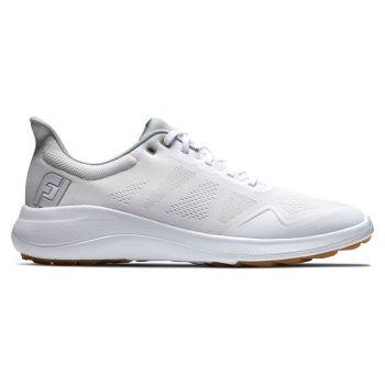 Footjoy Flex Athletic Golf Shoes - White