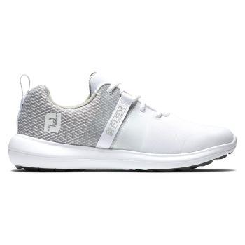 Footjoy Women's Flex Golf Shoes - White