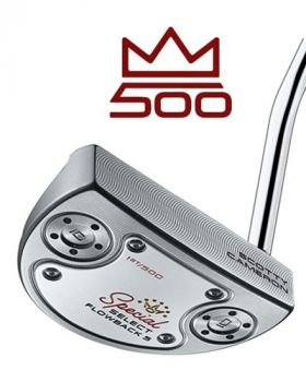 LIMITED EDITION 1ST OF 500 Scotty Cameron Special Select Flowback 5 Putter