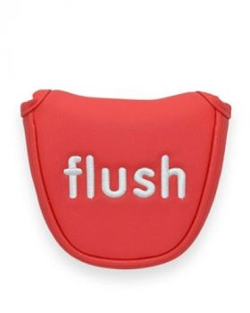 Red Flush Mallet Putter Covers