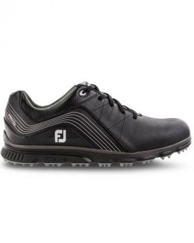 Footjoy 2019 Pro/SL Golf Shoes - Black/Charcoal