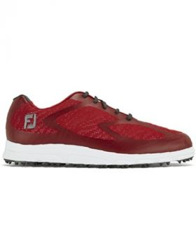 Footjoy Superlites XP Golf Shoes - Red