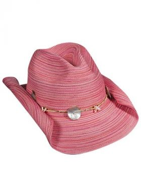 Scala Women's LP190 Hat - Fuchsia