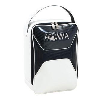 Honma Shoe Case - White