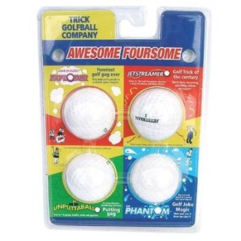 MASTERS GOLF AWESOME FOURSOME PACK