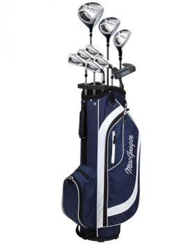 Macgregor Women's CG2000 Box Set  Graphite - Left Hand