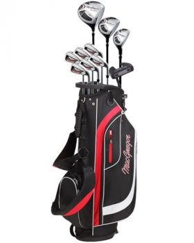 Macgregor Men's CG2000 Box Set Steel Left Hand