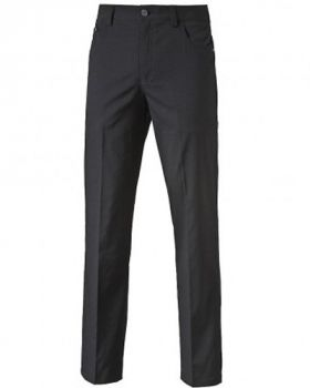 Puma 6 Pocket Golf Pants - Black