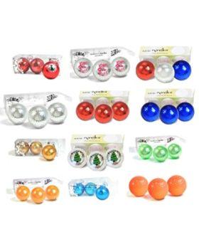 Navika Assorted Golf Balls (Sleeve of 3 Golf Balls)