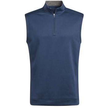 Adidas Men's Club 1/4 Zip Jacket - Crew Navy