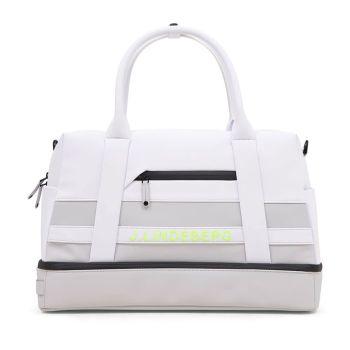 J. Lindeberg Boston Bag - White - FW21