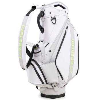 J. Lindeberg Staff Bag - White - FW21