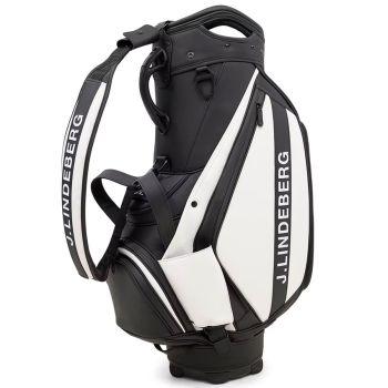 J. Lindeberg Staff Bag - Black - FW21