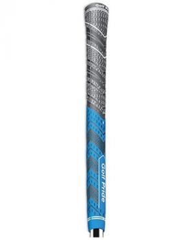 Golf Pride Decade MCC Plus4 Midsize Grip - Blue