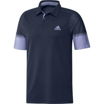 Adidas Men's Statement Heat.RDY Golf Polo - Crew Navy