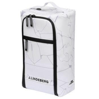J.Lindeberg Footwear Bag - Slit White - SS21