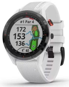 Garmin Approach S62 GPS Golf Watch - White
