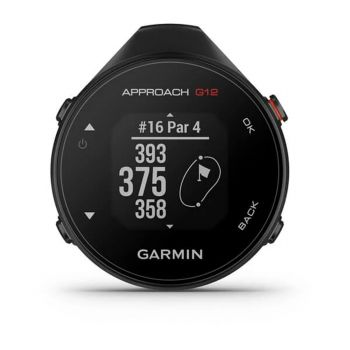 Garmin Approach G12 GPS golf rangefinder