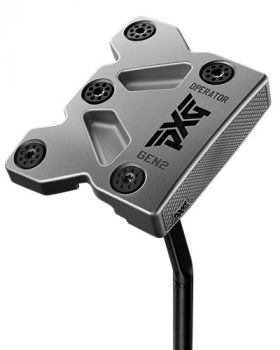 PXG Gen2 Operator Chrome H Neck Putter