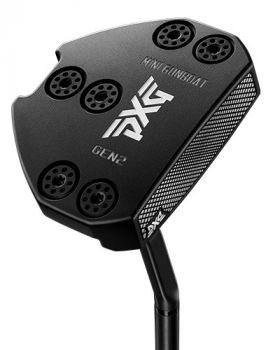 PXG Gen2 Mini Gunboat Black H Neck Putter
