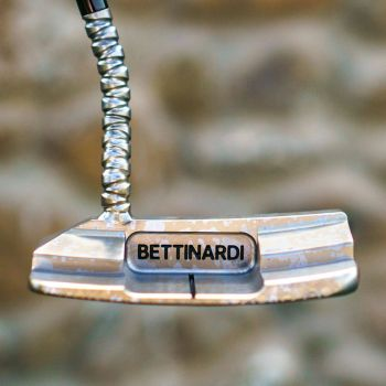 Bettinardi Limited Edition QB6 DASS Double Barber Pole Neck Putter (Available In Al Quoz Branch)