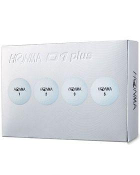 HONMA D1 Plus Golf Balls - White