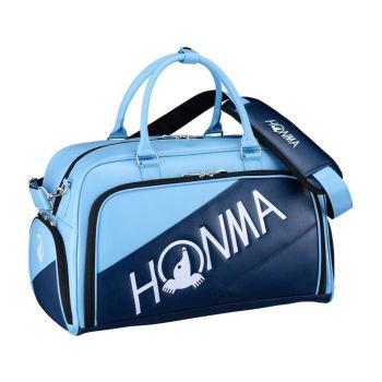 Honma Boston Bag BB-12001 Sax/Navy