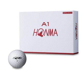 HONMA A1 Golf Balls - White