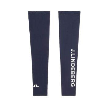 J.Lindeberg Enzo Compression Sleeves - JL Navy - FW21