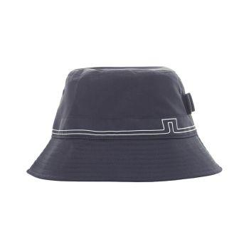 J.Lindeberg Hans Bucket Golf Hat - Navy - FW21