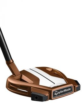 """TaylorMade Spider X Copper/White #3 35"""" Putter"""