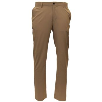 Jack Nicklaus Flat Front Solid Pants - Chinchilla