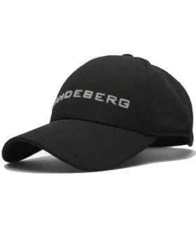 J.Lindeberg Aiden Pro Poly Cap - Black