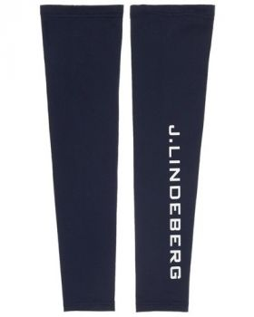 J. Lindeberg ENZO COMPRESSION SLEEVES - Blue