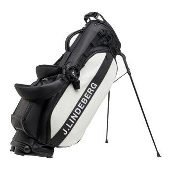 J.Lindeberg Play Golf Bag - Black