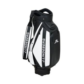 J. Lindeberg Staff Bag - Black