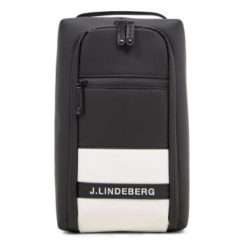 J. Lindeberg Footwear Bag - Black - FW21