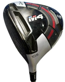 Excellent Condition Taylormade M4 Driver 10.5* with Tuned Performance 45 Ladies Flex Shaft Left Hand