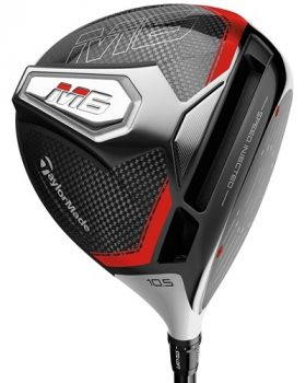 TaylorMade M6 9* Driver with Tensei Orange Stiff Flex Shaft