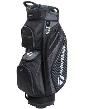 TaylorMade Pro Cart 6.0 Bag - Black/ Charcoal