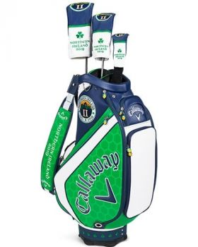 2019 Callaway Limited Edition July Major Staff Bag (1 of 2 only in UAE)