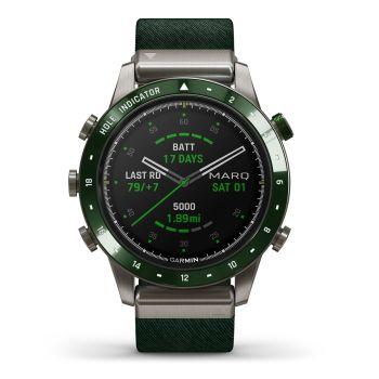 Garmin Marq Golfer Luxury Watch
