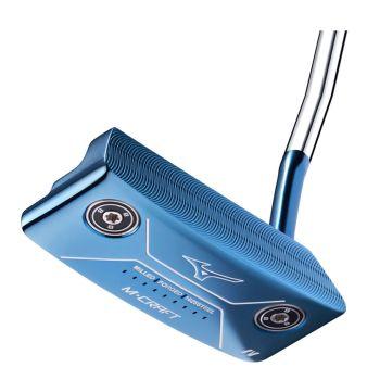 Mizuno M Craft #4 Blue Ion Putter