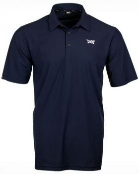 PXG Wave Performance Polo - LE Navy