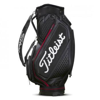 Titleist Jet Black Collection Midsize Cart Bag - Black