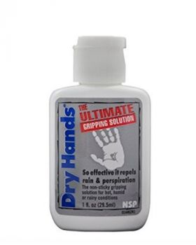 Dry Hands - The Ultimate Gripping Solution