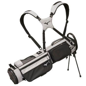 Mizuno 2021 BR-D2 Carry Bag - Heather Grey/Black